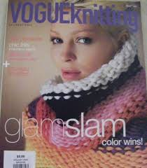 Vogue Knitting Magazine Holiday 2005