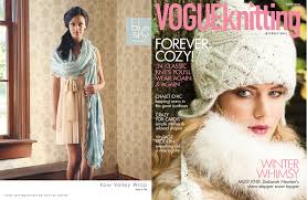 Vogue Knitting Magazine Winter 2010 - 2011