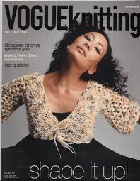 Vogue Knitting Magazine Winter 2005 2006