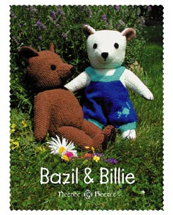 Needle Beetle Bazil And Billie Bear Pattern