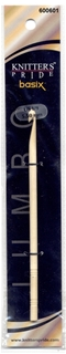 Knitters Pride Basix Birch Single Ended Crochet Hooks Size #N 10.0 mm