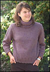 Cascade Lana dOro Weekend Classic Sweater Pattern