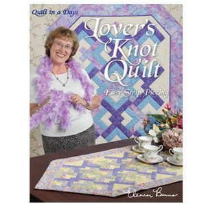 "TLC ""Wedding Knot Wall Quilt Pattern"""