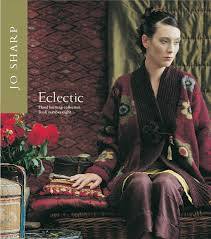 Eclectic Hand Knitting Collection Book Number 8 by Jo Sharp