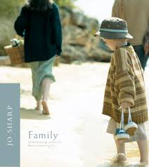 Family Hand Knitting Collection Book Number 7 by Jo Sharp