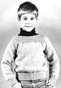 Penny Straker Child's Boater Sweater Kit