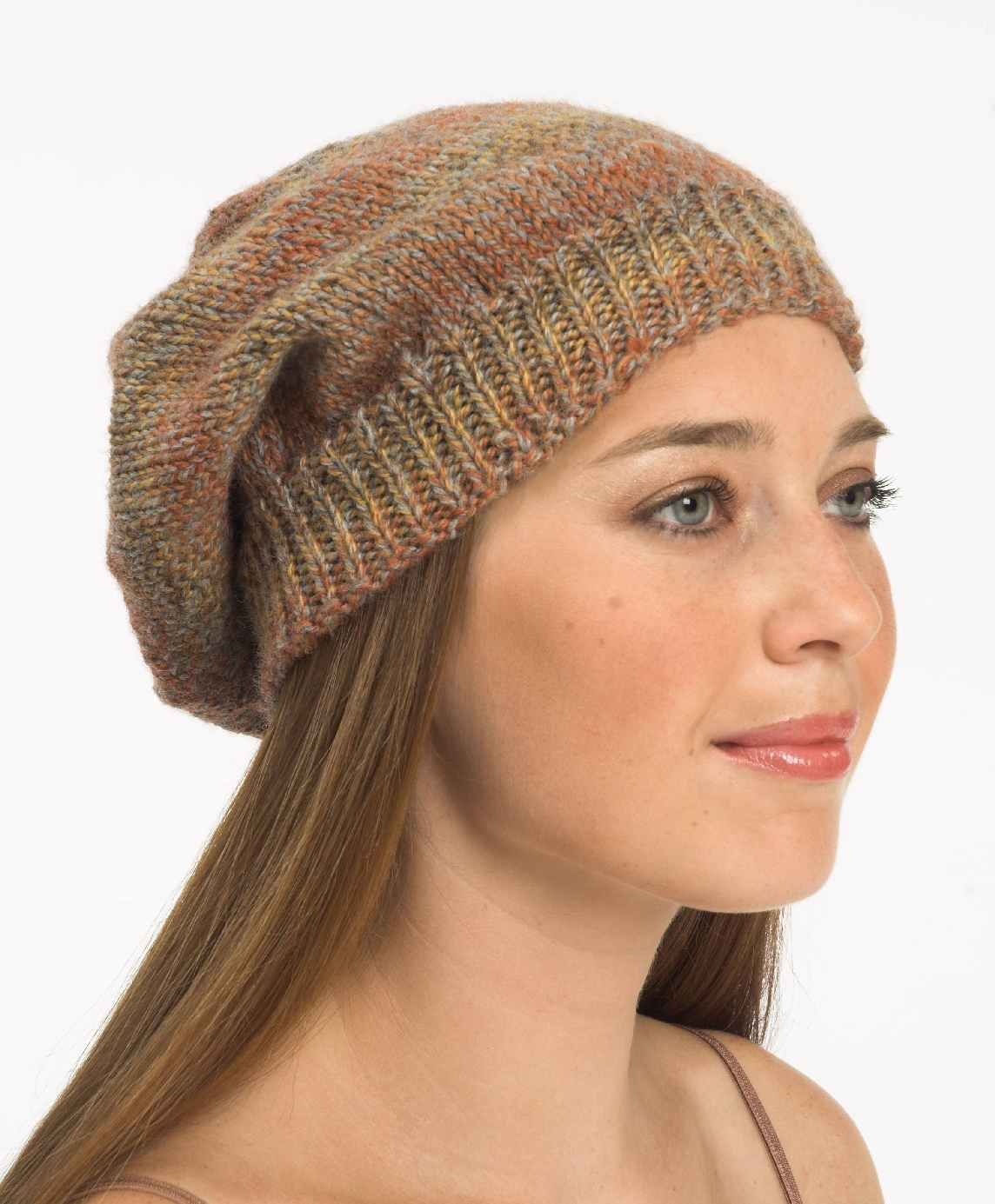 Encore Slouchy Hat Pattern - F302