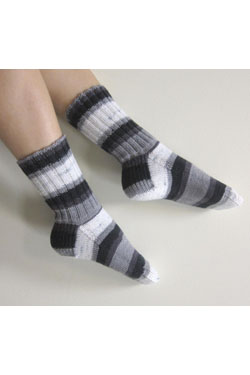 Diversity Socks Basic Sock Pattern F469