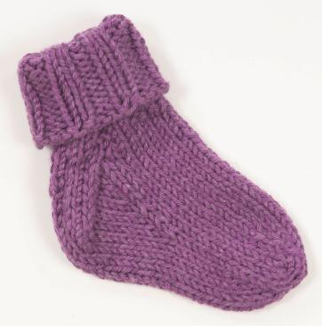Jeannee Baby Toddler Socks Pattern
