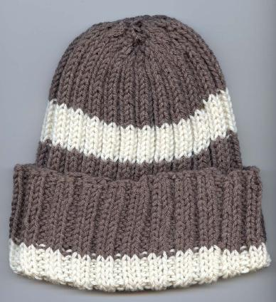 Jeannee Mens Chemo Hat Pattern