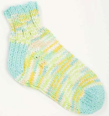 Jeannee Kids Socks Pattern
