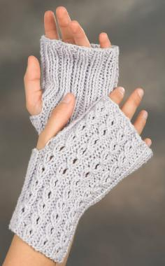 Jeannee Eyelet Driving Gloves Pattern