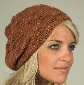Coffee Beenz Slouch Hat Pattern