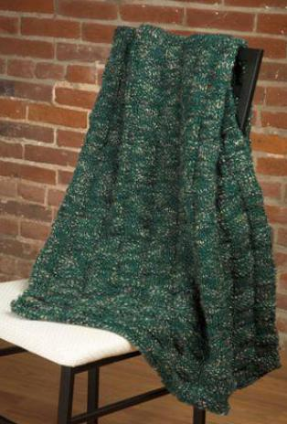 Coffee Beenz Lap Throw Pattern