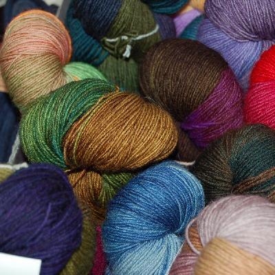 Prism Saki Sock Yarn