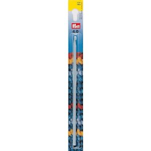 Prym Aluminum Crochet Hook Size K (7 mm)