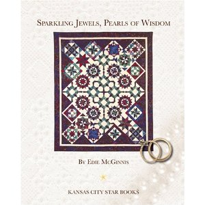 Sparkling Jewels, Pearls of Wisdom by Edie McGinnis
