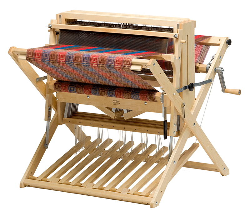 Schacht Baby Wolf Loom 8 Shaft 10 Treadle with ...