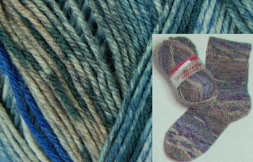 Fortissima Colori Socka Color Yarn #13