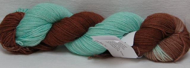 Sereknity Perfect Yarn Colorway After Dinner Mint