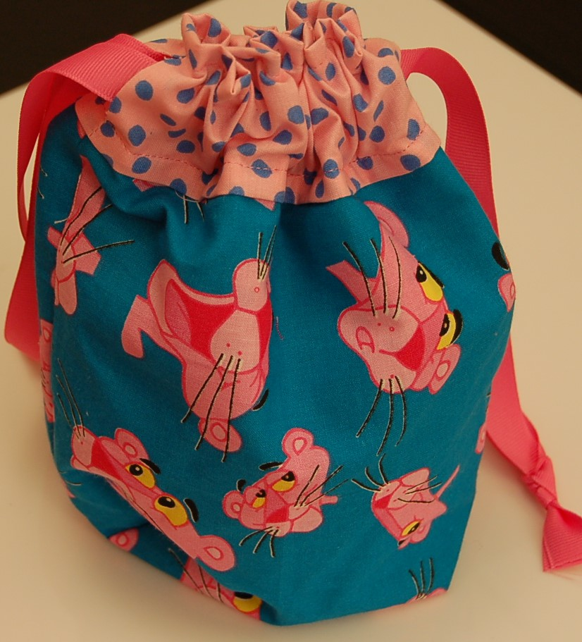 Cheeky Sock Bag - 172 Pink Panther