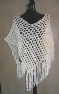 Crochet version of julsey723's capelet - ***PATTERN ON PAGE 2